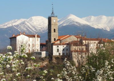 El Mont Capell, la montaña emblemática de Sant Llorenç de Cerdans